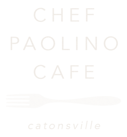 Chef Paolino Cafe Catonsville